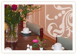 dining room lyndhurst brighton care home