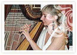 harp musician lyndhurst care home