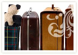 suitcase holiday bighton care home